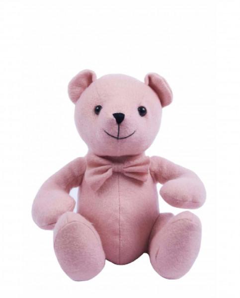 Kaschmir Kuschelbär rosa